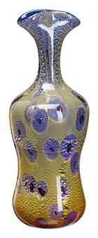 vase «reazione polichrome» by giulio radi