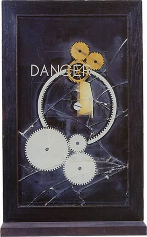 impossibilité dancerdanger by man ray