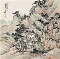 深山闲院 by liu zijiu