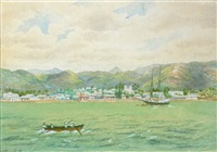mayaguez, puerto rico by archibald cary smith