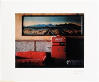 interior (douglas, arizona) (from written in the west) by wim wenders