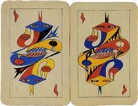 le jeu de marseille: projet de carte: baudelaire by jacqueline lamba