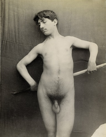 nudes Young male