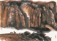 静静的美国科罗拉多大峡谷 by yu ren