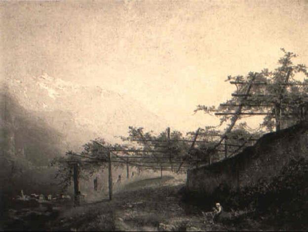 valle daosta by giuseppe camino