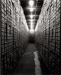 archive of the carnegie international 1896-1991 by christian boltanski