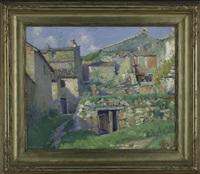 village homes by abel george warshawsky