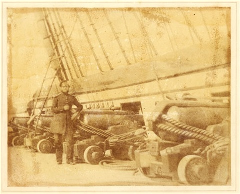 officer on board the hms quotsuperbquot by nicolaas henneman