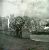 jardin du luxembourg by princesse marie eristoff-kasak