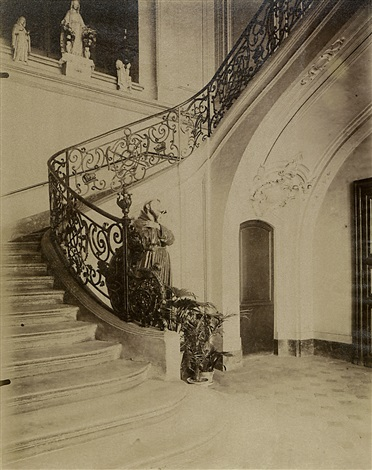 Hotel du Marquis dEcquevilly, rue de Turenne 60 by Eugène Atget on ...