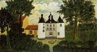 le château by alexandre boileau
