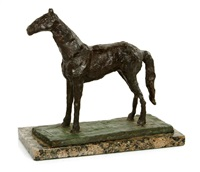 horse by diego giacometti