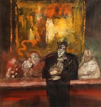 the bartender by luis filcer