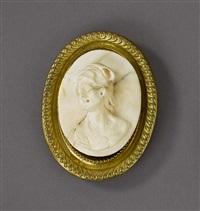 porträtrelief by franz xaver anton hauser