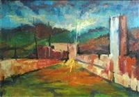 paesaggio mugellano by ovidio la pera