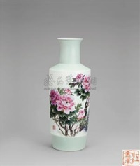 天下无双艳 (incomparable heaven vase) by jiang jincheng