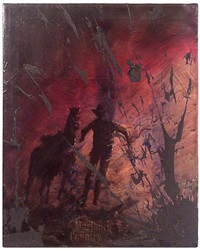 marlboro country by richard hambleton