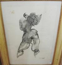 vogelfigur by roland bugnon