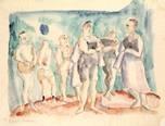 the boxers by rudolf grossmann