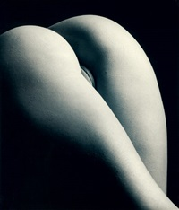 female nude; pin up; legs (3 works) by günter blum