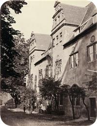 königliche hof apotheke, berlin by leopold ahrendts