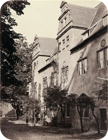 königliche hof apotheke berlin by leopold ahrendts
