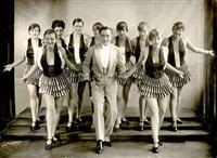 die tanzenden fräuleins revue, nelson theater berlin by studio vogel-sandau