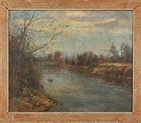 rancocas creek by hugh h. campbell