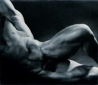 male nude by günter blum