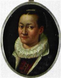 porträt einer dame by agnolo bronzino
