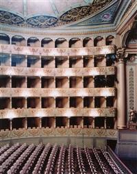 teatro nacional de são carlos lisboa iii by candida höfer