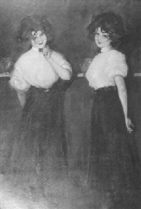 the heavenly twins by florence carlyle