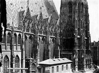 st. stephan, vienna by hermann dr heid