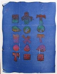 blueprint by june wayne