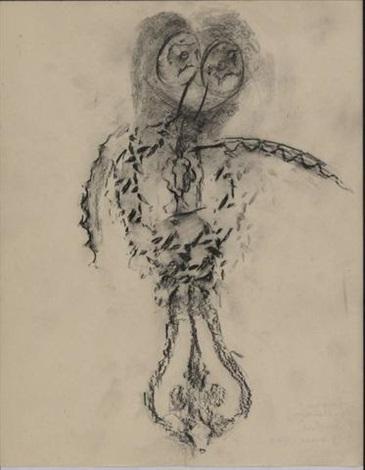 portrait dapollinaire by andré breton