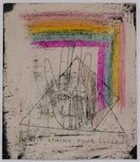 petit sphinx pour elisa by andré breton