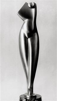 alexander archipenko's sculpture 'torso' by stephen g. cleveland