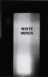 white women, arkansas by steve schapiro
