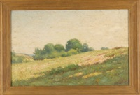 sunny morning near moscow by john willard raught