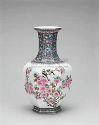 水点桃花 (cheery blossom) by xu yafeng