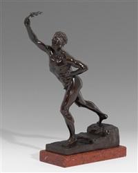nenikhamen (der siegesbote von marathon) by max kruse