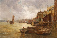 off limehouse by archibald webb