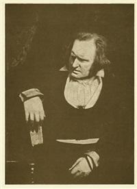 christopher north - professor john wilson by david octavius hill
