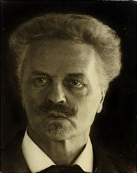 august strindberg by hermann andersson