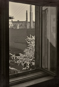 view from a window by ewald hoinkis