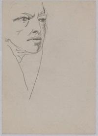 autoportrait by andré breton
