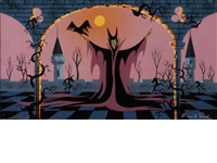 sleeping beauty by eyvind earle