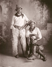 indian wranglers by frank bennett fiske