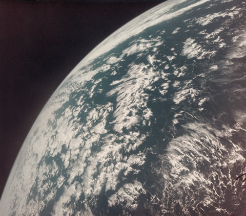 The Curvature of the Earth and the Indian Ocean, Gemini 11  Sept