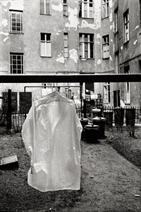 berlin wedding; west berlin (2 works) by arno fischer